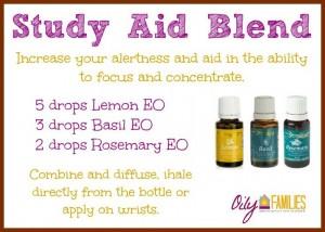 Study Aid Blend