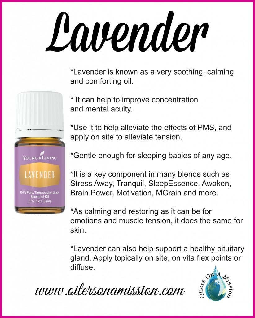 15 Lavender