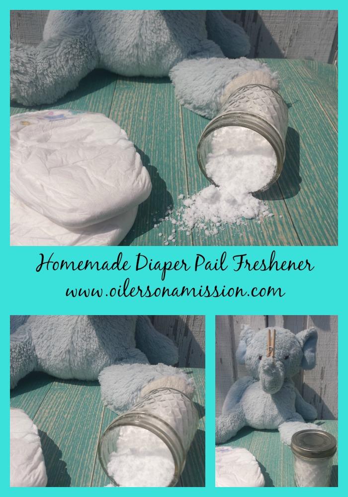 Homemade Diaper Pail Freshener ooam2