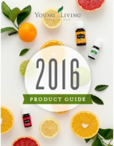 Young Living Oils Product Guide