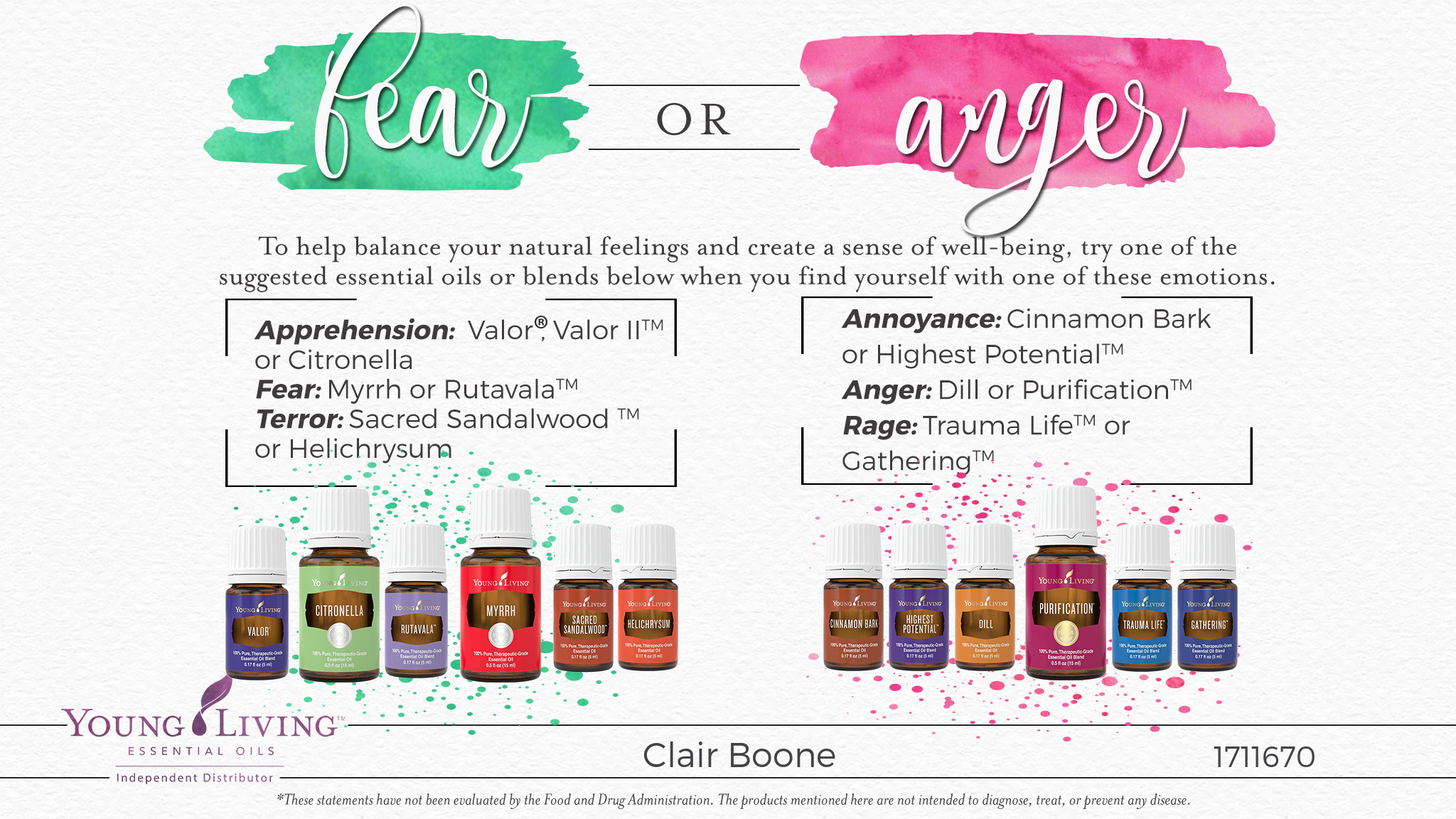 Essential Oils And Your Emotions Oilers On A Mission